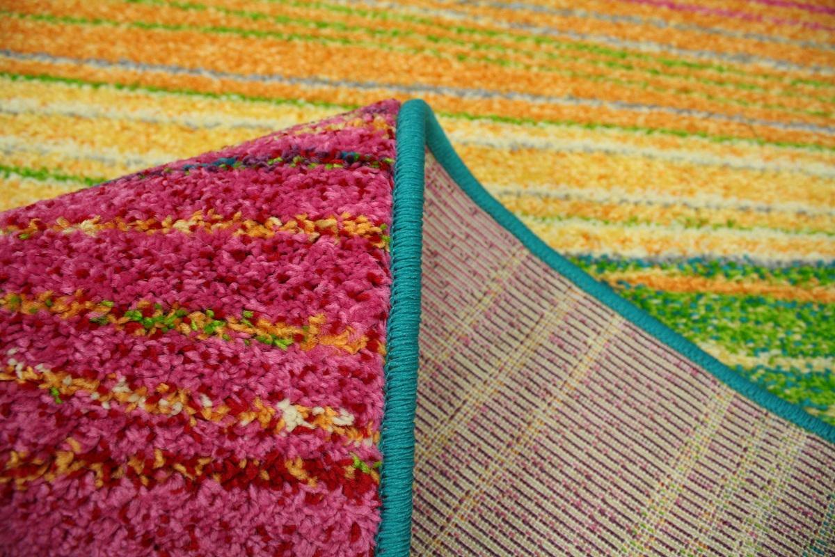 Teppich bunt modern  Teppich Modern Funky Agnella Dor Splash Designer Teppich Bunt ...