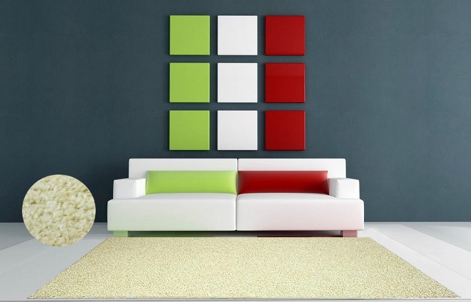 Teppich Restposten Premier Shaggy versch Farben und