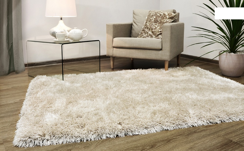 New Carpet Puffy Modern Rug Soft Fluffy Room Mat Thick