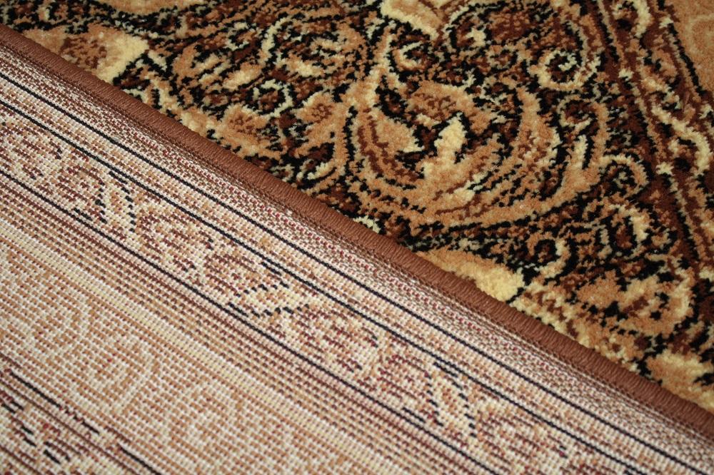 l ufer br cke teppich agnella standard aralia hellbraun 70 80 100 120cm ebay. Black Bedroom Furniture Sets. Home Design Ideas